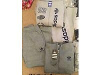 Tracksuits sizes go up to xxl ralph lacoste adidas not north face £35 can deliv