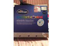 Silent night comfort control electric double blanket