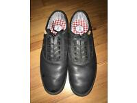 Men's leather Ted Baker shoes, size 10 **sold**