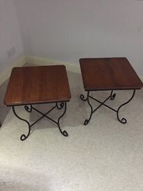 Pair of tables for any room