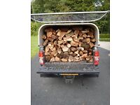 Seasoned Hardwood Logs For Sale - FREE Delivery Throughout The Scottish Borders