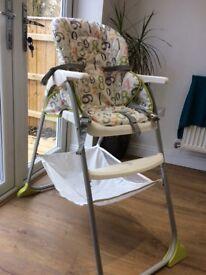 Joie Baby Highchair 123