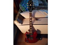 Epiphone SG PRO Left Handed (PRICE DROP!)
