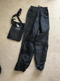 Motorcycle trousers size medium