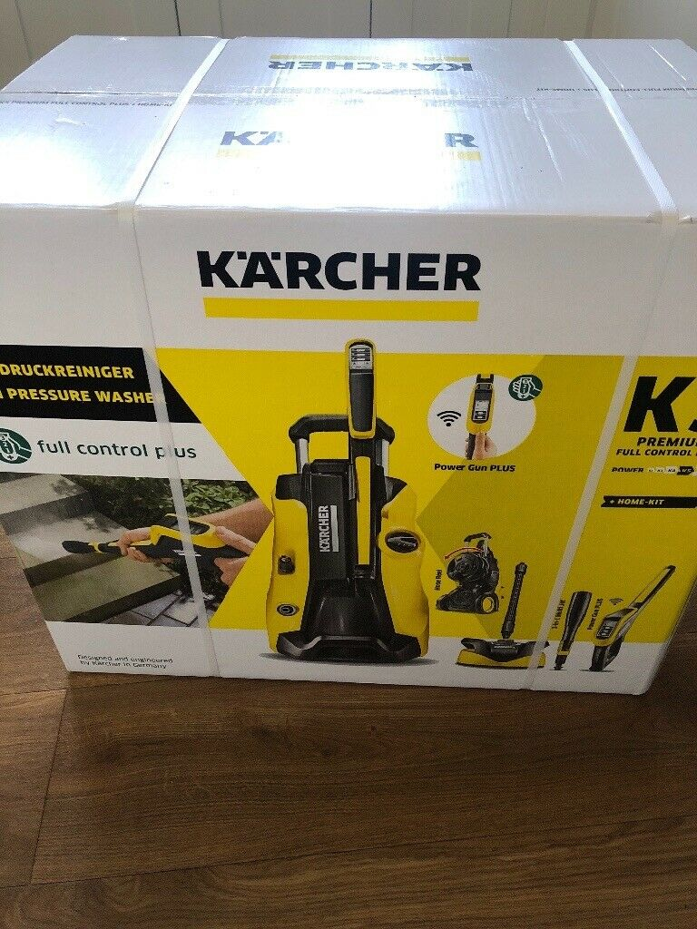Karcher k5 premium full control plus + home-kit | in ...