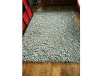 Silver/Grey rug