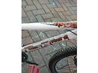 Mongoose Fireball Jump Bike
