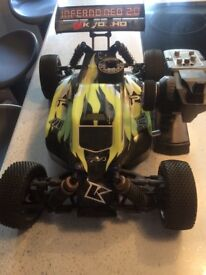 Kyosho Inferno Neo 2.0 RC Buggy