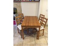 JOKKMOKK Ikea Dining table set
