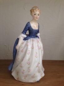 Royal Doulton figurine - Alison collectible