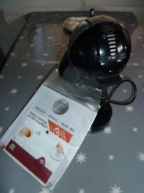 DeLonghi Nescafe Dolce Gusto Coffee Maker USED ONCE UNWANTED GIFT