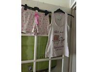 Boux avenue pyjamas set size 8