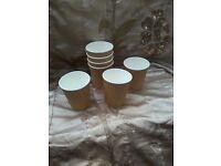 200 detpack triple wrapped coffee cups