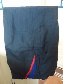 Happit Tracksuit Trousers - Navy Blue -Size 14