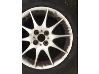 Toyota Corolla alloy wheel