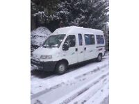 Citroen Relay 1800D campervan