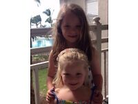 Lovely part-time nanny needed for our 2 gorgeous girls in Tooting Bec
