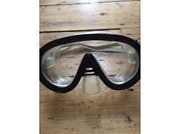 Mares sea goggles