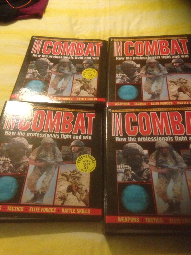 Full set of in combat