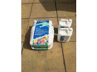 2 packs of Mapei Latexplan 25Kg Trade Self Leveller Compound