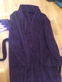 Bundle of women's size 14 clothes, including fleece dressing gown!
