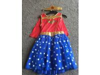 Wonder Woman kids fancy dress