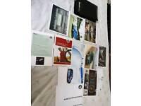 SKODA OCTAVIA OWNERS MANUAL HANDBOOK & FOLDER BOOK 2005-2013