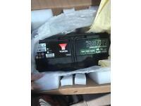 Brand new yuasa 100ah leisure battery