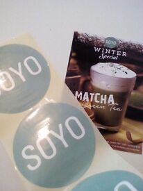 Soyo restaurant is looking for experienced waiter/tress FULL AND PART TIME, good english required