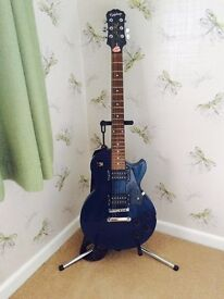 Epiphone Les Paul Electric Guitar - Good condition (1 small paint chip - pic included) Sounds great