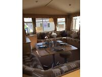 Spacious willerby caravan holiday home 3 bedrooms south east coast