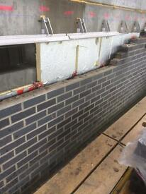 Skilled labour/ apprentice bricklayer required