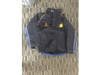 *NEVER WORN* Bangor Grammar School Rain Coat