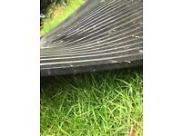 Horse pony stable rubber matting heavy duty ultra thick equestrian reduced to clear!!!