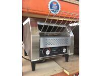 Electeric conveyor toaster