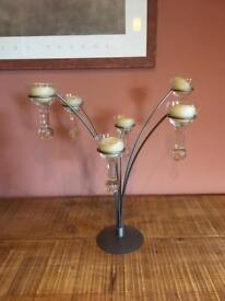 Stunning candle holder candelabra