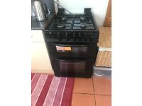 Bush free standing cooker, bought brand new had it for 3 months