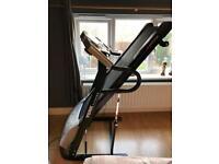 York fitness full motorised treadmill