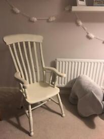 Nursery chair vintage