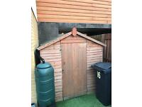 Shed for Sale - Excellent Quality 6ft x 5ft