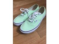 Ladies vans uk 5.5