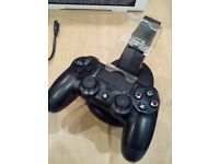 PlayStation 4 (PS4) Dualshock 4 Controller Charging Dock for 2 Official Dualshocks