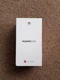 Huawei P20 128GB Twilight, SIM FREE, BRAND NEW