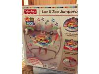 Luv-U-Zoo Jumperoo