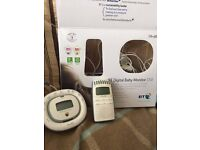 BT Digital Baby Monitor 150. Baby intercom, walkie talkie