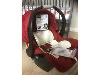 Chicco Seggiolino 0+ newborn to 13k Baby Car Seat Brand New Unused In Box