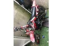 Pitbike for sale good condition