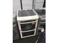 Reconditioned Zanussi 55cm Electric Cooker