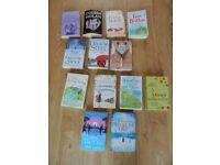 BUNDLE OF CHICK LIT LADIES BOOKS INCL. CAROLE MATHEWS