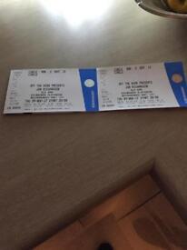 2 x Jon Richardson tickets 9th November 2017
